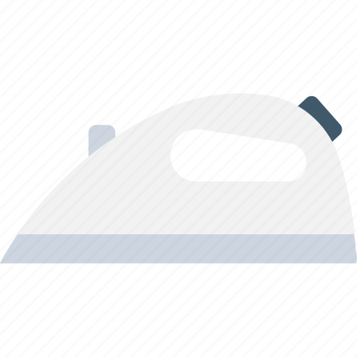 Electric iron, electronics, home appliance, iron, laundry icon - Download on Iconfinder