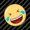 emoji, emoticon, emotikon, ikon, rotf icon
