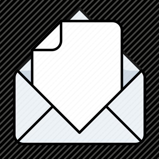 doc, email, email doc, email text, email txt, mail text, mail txt icon