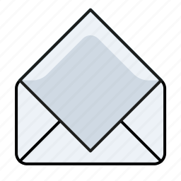 email, email read, email reads, mail read, read icon