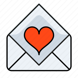 email, email preferred, fav, favourite mail, read icon