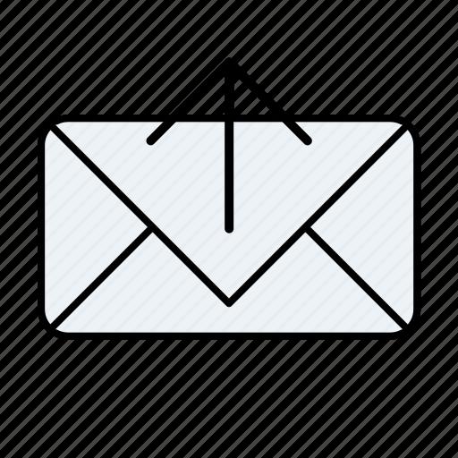 email, email send, send, send email, send mail, unread icon