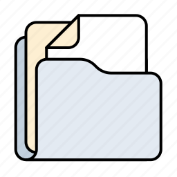 data, doc, documents, files, folder, multi, office, page, paper, sheet, storage icon