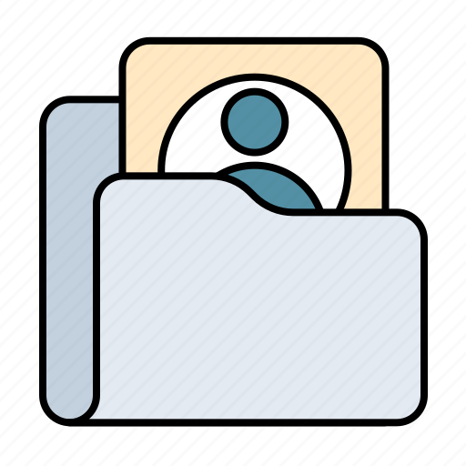 account, avatar, folder, human, man, people, person, profile, user icon