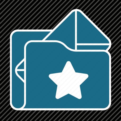 Email, folder, pref, preferences icon - Download on Iconfinder