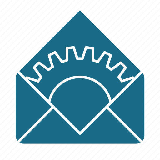 Email, email preferences, mail preferences, preferences icon - Download on Iconfinder