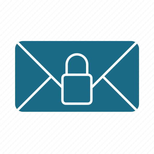Email, locked, private icon - Download on Iconfinder