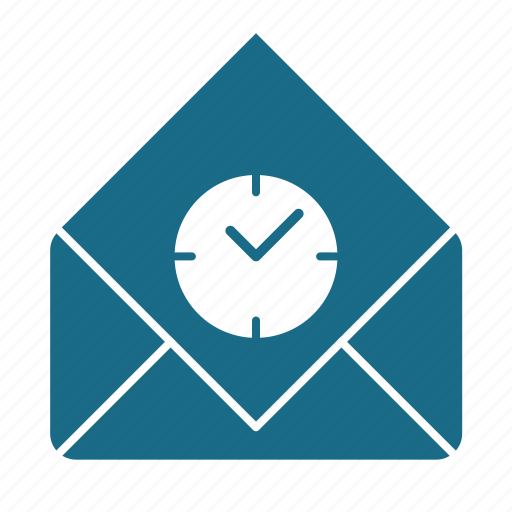 Email, read, scheduling icon - Download on Iconfinder