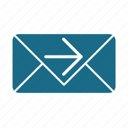 email, email sent successfully, forward, unread icon