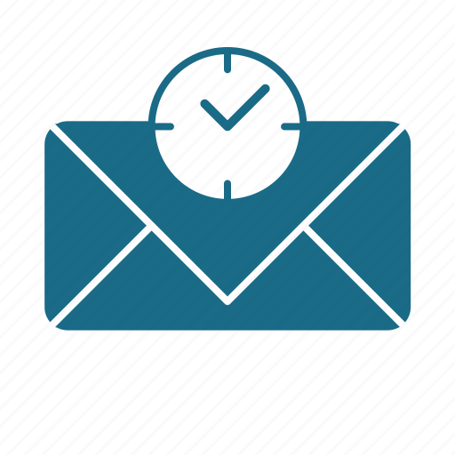 email, scheduling, unread icon