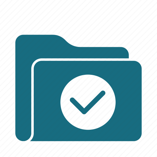 approved, archive, extension, files, folder, folders, format icon
