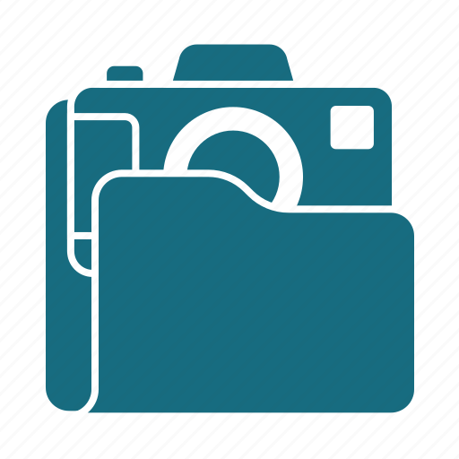 camera, folder, image, photo, photography, picture icon