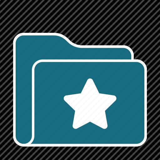 bookmark, documents, folder, preferences, preferred, prefs, star icon