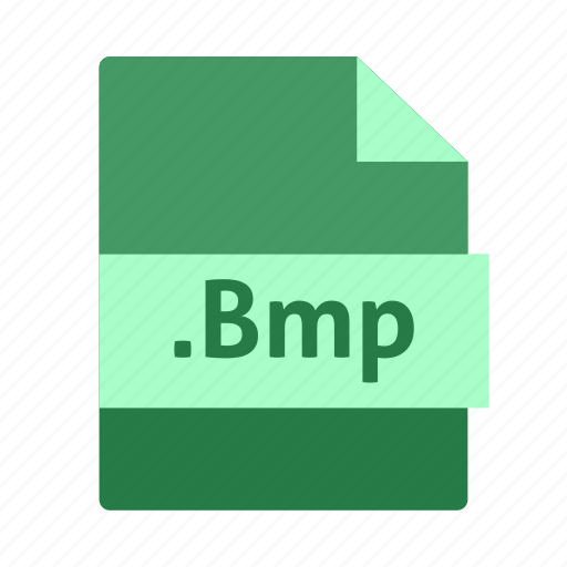 bmp, extension, file, image, name icon