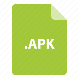 apk, file, file extension, file format, file type icon