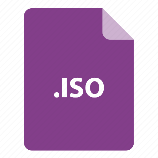 file, file extension, file format, file type, iso icon
