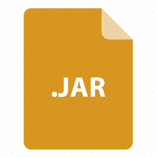 file, file extension, file format, file type, jar icon