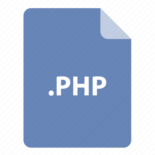 php file extension