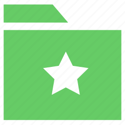 archive, document, favorites, folder icon
