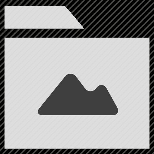 archive, document, folder, photo album icon