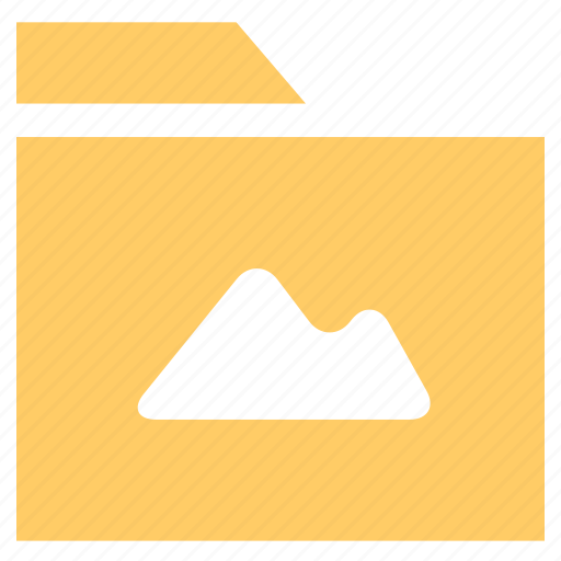 archive, document, folder, photo album icon