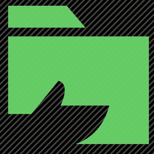 archive, document, folder, share folder icon