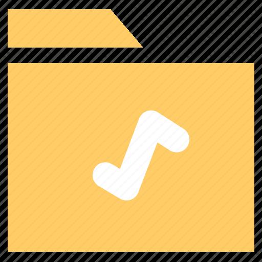 archive, document, folder, multimeda folder icon