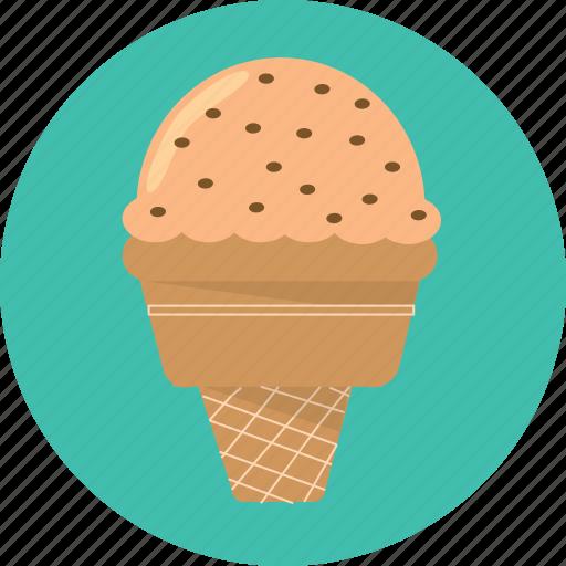 dessert, food, icecream, sweet icon