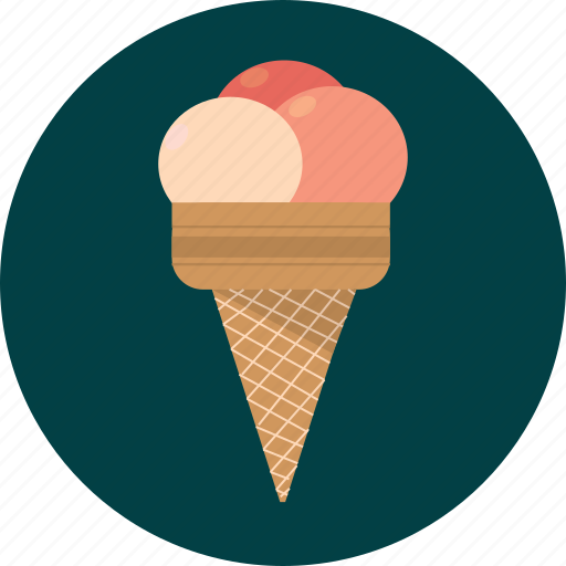 cream, food, ice, ice cream icon