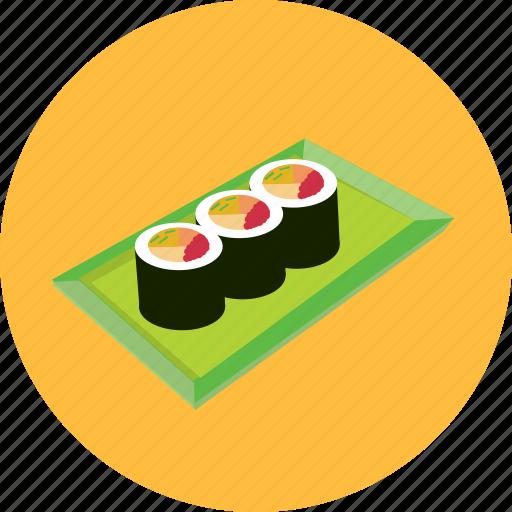 asian, food, japanese food, restauran, sushi icon