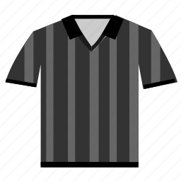 exercise, football, game, jersey, pitch, play, referee, soccer, sports, training icon