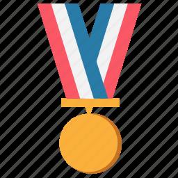award, football, gold, medal, prize, sport, trophy, win, winner icon