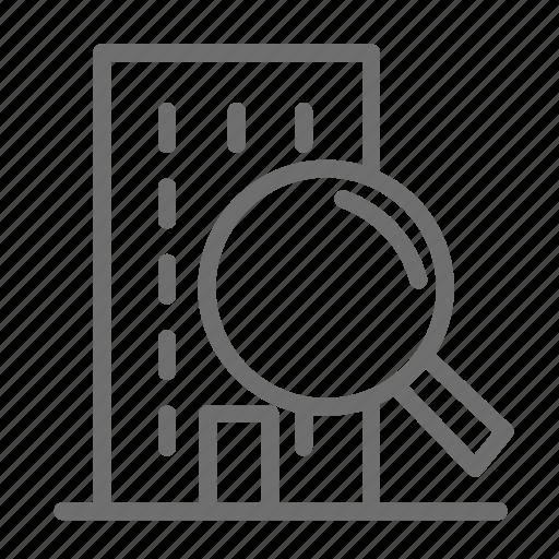 apartament, home, house, search icon