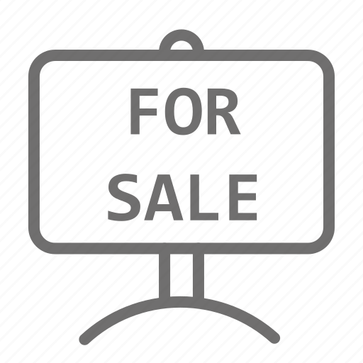 information, panel, sale, tablet icon