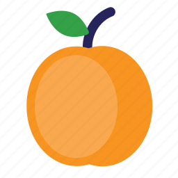apricot, eating, food, foods, fruit, fruits, healthy icon