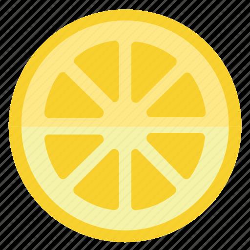 eating, food, foods, fruit, fruits, healthy, lemon, yellow icon