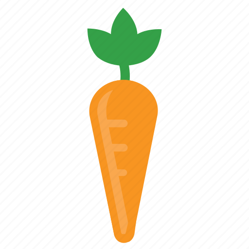 carrot, eating, food, foods, healthy, orange, vegeteriant, vegeteriants, veggie, veggies icon