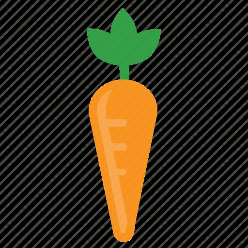 Carrot, eating, food, foods, healthy, orange, vegeteriant icon - Download on Iconfinder
