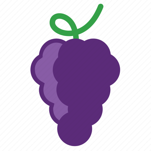 Eating, food, foods, fruit, fruits, grapes, healthy icon - Download on Iconfinder