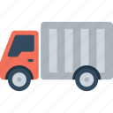 cargo truck, delivery, lorry, shipping, truck icon