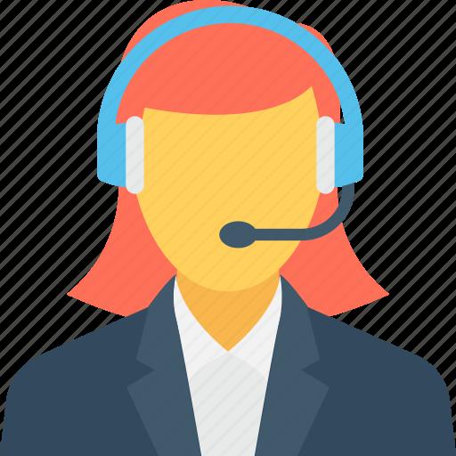 call center, call service, customer service, helpline, phone operator icon