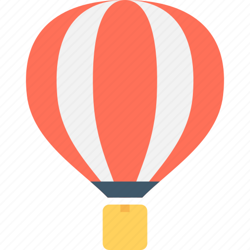 air balloon, aircraft, exploration, flying machine, hot air balloon icon