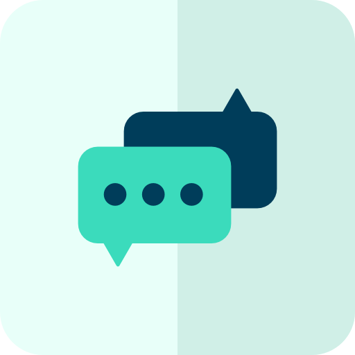 boxchat, chat, inbox, message icon