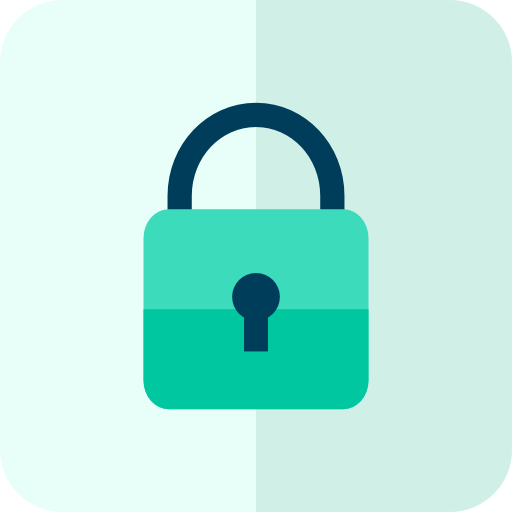 lock, password, protect, secure icon