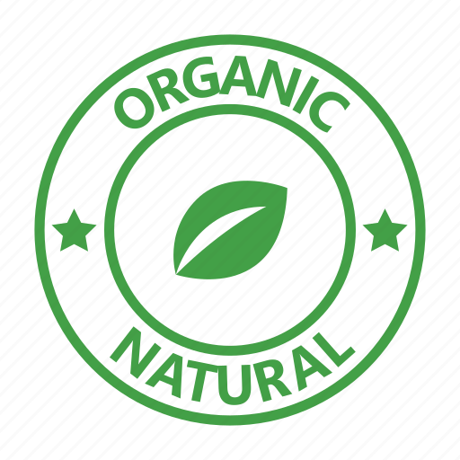 Badge, natural, organic icon - Download on Iconfinder
