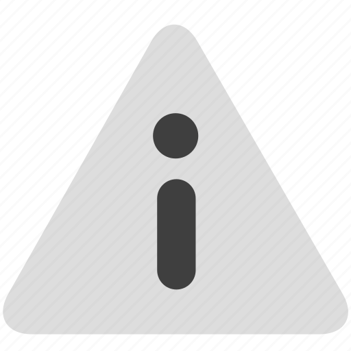 alert, error, important, warning icon