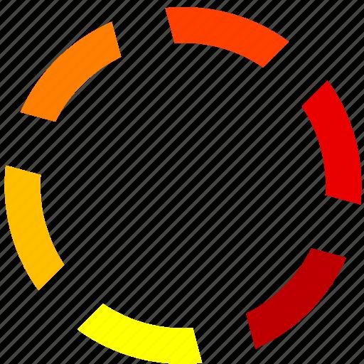 loading, process icon