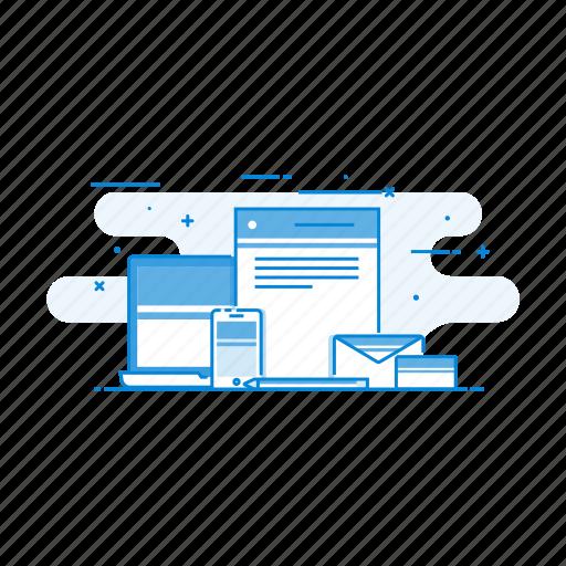brand, creative, design, graphic, layout icon
