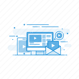 camera, digital, marketing, seo, video icon