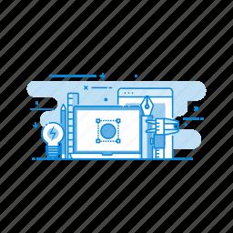 equipment, power, settings, tools icon